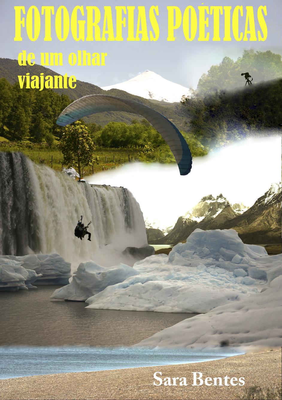 Capa do Livro Fotografias Poéticas