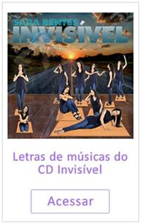 Acessar a página de Letras de Músicas CD Invisível