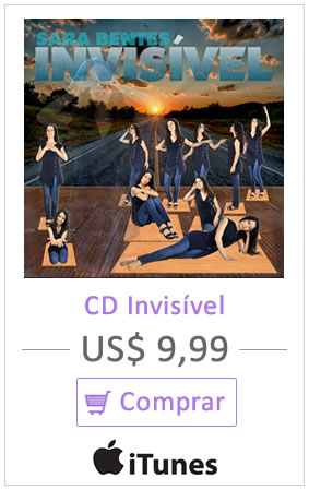 Comprar CD Invisível Sara Bentes no Itunes