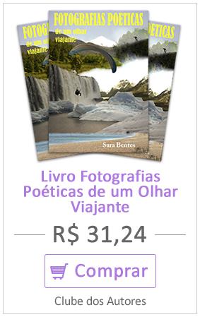 Comprar Livro Fotografias Poéticas de um Olhar Viajante - Impresso R$ 31,24